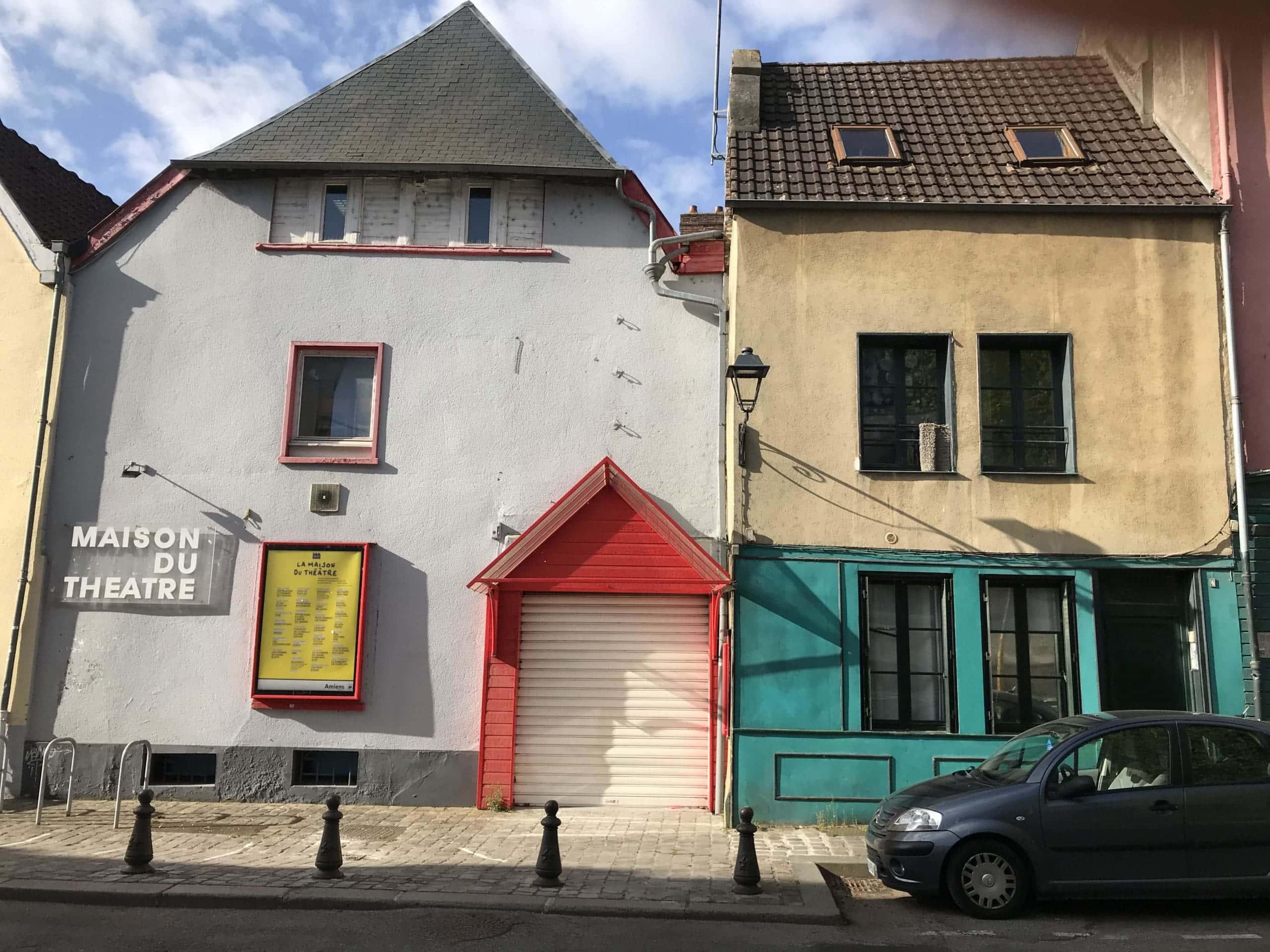 Maison du Théâtre, Amiens